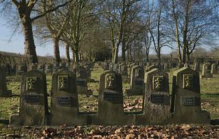 Kriegsgräberstätte Haus Spital (WWI War Cemetery)