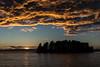 Sonnenutergang am Siljan See / Sunset at Siljan (jkiter) Tags: availablelight landschaft abendrot gewässer sonnenuntergang siljan insel schweden dalarna see natur tällberg dusk lake landscape nature outdoor sunset sverige sweden afterglow island sunsetglow waters skandinavien