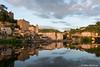 Puy-l'Évêque (Mike Brebner) Tags: puylévêque france midi pyrenees lot river 2015 may sunset evening view