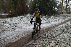 DSC_0035 (sdwilliams) Tags: cycling cyclocross cx misterton lutterworth leicestershire snow