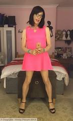 January 2018 - New Year's Day (Girly Emily) Tags: crossdresser cd tv tvchix tranny trans transvestite transsexual tgirl tgirls convincing feminine girly cute pretty sexy transgender boytogirl mtf maletofemale xdresser gurl glasses dress tights hose hosiery highheels indoor stilettos