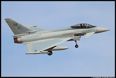 RSAF TYPHOON 823 (Scramble4_Imaging) Tags: leonardo bae airbus eurofighter typhoon rsaf royalsaudiairforce saudiarabia fighter jet military weapon airplane aviation aerospace aircraft