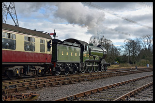 No 8572 28th Jan 2018 Great Central Railway Steam Gala