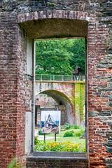 Abdij van Villers -3- (Jan 1147) Tags: abdijvanvillers abdij abbey ruine ruins urbex villerslaville belgium
