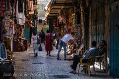 Bazar, Old city Jerusalem. (Jose Antonio Abad) Tags: mercado joséantonioabad naturaleza arquitectura israel jerusalen paisajeurbano pública