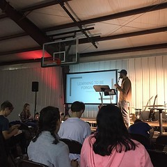 """Session 3: """"Learning to Be Forgiving"""" Caleb lead our students through Colossians 3 this morning. What does it look like to forgive others as we have been forgiven? #rsmsocialtakeover (rcokc) Tags: session 3 """"learning be forgiving"""" caleb lead our students through colossians this morning what does it look like forgive others we have been forgiven rsmsocialtakeover"""