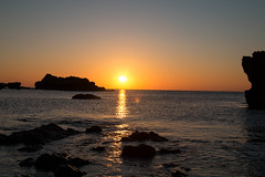 Sunset 25.2.18 (thorburns) Tags: dunure sunset