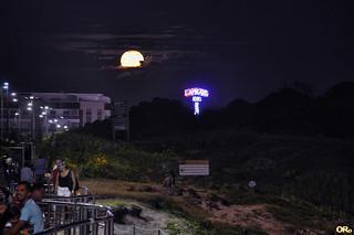 The super blue blood moon