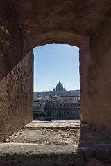 Window to St. Peter (Chris.Har) Tags: petersdom st peter basilica sancti petri rome rom roma