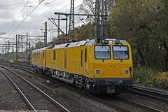 DB 719 301 am 29.10.2016 in Hamburg-Harburg (Eisenbahner101) Tags: eisenbahner101 db dbsystemtechnik messzüge triebwagen br719 719301 719001 messfahrt deutschland germany hamburg hamburgharburg