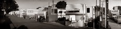 We Haul (efo) Tags: trailer mysteriouscamera bw film panorama