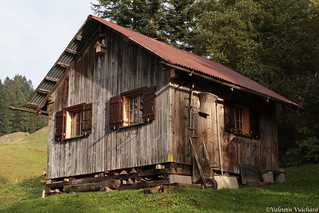 SF_IMG_6141 - Switzerland, Gruyère Region - Old Hayloft transformed in Cabin
