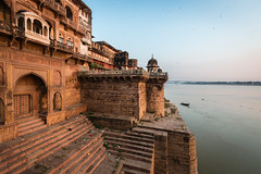 Ramnagar Fort (Sessiongraff) Tags: inde varanasi uttarpradesh in ramnagar fort india gange ganges ganga holy river fleuve
