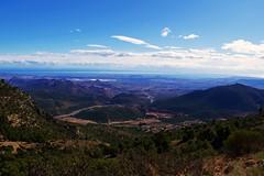 Cima del Maigmo. (alexalmace15) Tags: cima montaña paisaje nikon d5300 5300