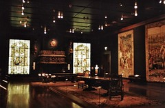 Louisville Kentucky - Speed Art Museum - Tapestry Room (Onasill ~ Bill Badzo) Tags: louisville ky kt mo missouri speed art museum attractionsite gallery room nrhp landmark onasill register university belknap visitors tourist travel god myths mythology gods nydia sculpture painting bind flower girl pompeii rogers artist marble white speedartmuseum kentucky tapestry display