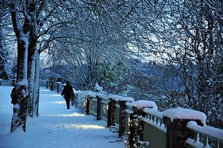 Metz,hiver 2010...