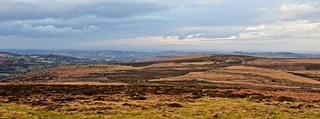 View from Haytor 1