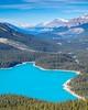 Peyto Lake (Georgi Marinov) Tags: alberta canada nature landscapes bowlake peytolake waterfowllake canadianrockies canoneosm3 canonefs55250mm