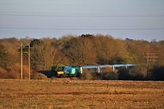 68009 (South-East Rail) Tags: trains uk rail railways train class 68 chiltern 68009 marylebone drs