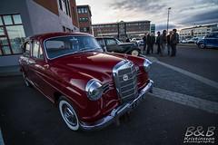 Mercedes-Benz  180 ´59 (B&B Kristinsson) Tags: fornbílaklúbburíslands fornbílaklúbburinn classiccar reykjavik iceland