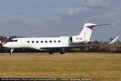 VP-CGN   Gulfstream G650   Private (james.ronayne) Tags: vpcgn gulfstream g650 private glf6 gvi aeroplane airplane plane aircraft jet luton ltn eggw canon 80d 100400mm raw