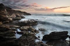 South Durras Point (Rod Burgess) Tags: durraspoint nsw southdurras sunrise newsouthwales australia au canoneos5dmarkiv canon1635f4l rocks seascape