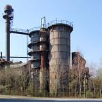 Duisburg - »Landschaftspark Nord« - ehemaliges August-Thyssen-Hüttenwerk (044) thumbnail