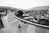 """Medellín. Comuna 13, barrio Las Independencias. Nueva carretera y viejas viviendas. Octubre de 2017. • <a style=""""font-size:0.8em;"""" href=""""http://www.flickr.com/photos/89189458@N04/38705255960/"""" target=""""_blank"""">View on Flickr</a>"""
