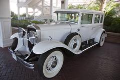 Cadillac Imperial Sedan (fisherbray) Tags: fisherbray usa unitedstates florida orangecounty orlando baylake disney waltdisneyworld wdw disneyworld nikon d5000 grandfloridian resort hotel cadillac v8 341b imperialsedan 1929
