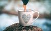 Coffe on the rocks (Ludwig Sörmlind) Tags: blekingelän sverige se liquid matte fineart fika teal outside coffee sweden