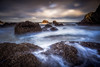 Temporary Flood (Augmented Reality Images (Getty Contributor)) Tags: portknockie longexposure composition landscape nisifilters water scotland rocks morayfirth canon coastline seascape clouds unitedkingdom gb waves seaweed
