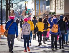 2018.01.20 #WomensMarchDC #WomensMarch2018 Washington, DC USA 2420