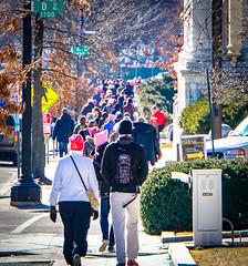 2018.01.20 #WomensMarchDC #WomensMarch2018 Washington, DC USA 2-7