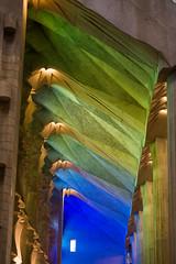 Sagrada Familia (fernando garcía redondo) Tags: barcelona sagradafamilia colores gaudí antoniogaudí lasagradafamilia