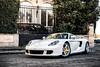 Porsche Carrera GT (damien911_) Tags: porsche carrera gt v10 supercar hypercar paris nikon d750 50mm