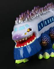 Zoombie Monster (TOKYO TAG TEAM) Tags: zoombie monster kenneth tang apieceofarttoys hong kong vinyl