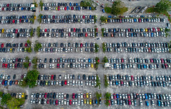 Columns of parked cars from above_DJI_0133 (PRADEEP RAJA K- https://www.pradeeprajaphotos.com/) Tags: car urban malaysia transportation park transport lot traffic automobile asia yellow sign vehicle space underground industry construction basement carpark background concrete nobody architecture multi place line empty modern wall city ride vacant floor light perspective column mrt mall parking night cement asean travel curving exit street road view aerial area lines public information icon kuala center green lumpur development asian outdoors safety site trees landscape cityscape streets tourism drone viewfromabove downtown