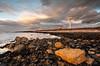 Siddick summer sunset (alf.branch) Tags: sea seaside seawaves seascape seaweed seashore siddick sunset westcumbria water waves rocks cumbria clouds alfbranch olympus olympusomdem5mkii omd zuiko zuiko918mmf456ed