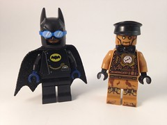 Batmen of the Multiverse - Steam Powered Batman and Alfred