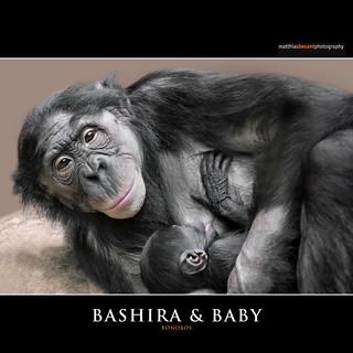 BASHIRA & BABY