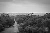 DSCF1077-2 (gkim1185) Tags: horizon cityscape skyline blackandwhite bw dnatower australia perth kingspark