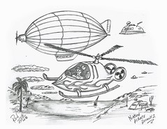 Naked Pirate Beach 2 (rod1691) Tags: myart art sketchbook bw scifi grey concept custom car retro space hotrod drawing pencil h2 hb original story fantasy funny tale automotive illistration greyscale moonpies sketch sexy