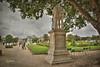 (027/!8) París romántico (Pablo Arias) Tags: pabloarias photoshop photomatix capturenxd españa cielo nubes arquitectura raúlarias parque árbol gente personas hierba estatua arte jardíndeluxemburgo parís