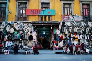 Mexico City Street Photography