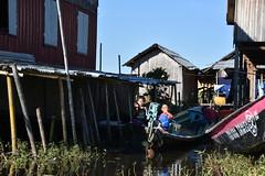 DSC_7035 (Kent MacElwee) Tags: myanmar burma sea asia southeastasia nyaungshwe inlelake lake freshwaterlake shanstate bike bicycle boat kaungtaingvillage maingthaukvillage