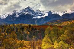 Mt. Sneffles (David Lee Short) Tags: davidleeshort mountains sanjuans autumn color colorado