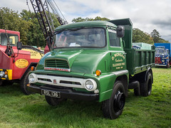 Malpas 2017 (Ben Matthews1992) Tags: classic commercial truck lorry wagon waggon vintage historic old malpas cheshire rally show vehicle transport haulage 1961 ford thames trader tipper morgan rsl136