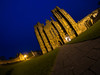 LandSlide (RS400) Tags: wells cathedral building buildings art cool wow amazing wicked travel somerset night time photography olympus fish fisheye lens len path village