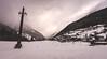 Oldskool (bramtop_1990) Tags: soelden austria snow wintersport sepia oldskool oldschool old effect white balans light pole trees houses appartments sneeuw schnee skiing ski winter alpen alps nikon d610 nikkor 20mm f18 wide angle