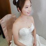 鄭佳瑋老師 清新優雅新娘造型